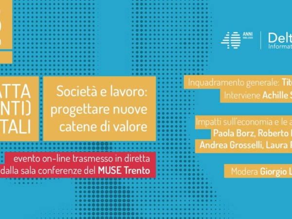 Adatta(menti) digitali – Video dell'evento InVisibili Connessioni